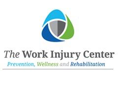 Work Injury Centers WordPress theme design