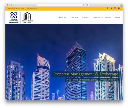 Free WordPress Easy Video Player plugin - itihad.co.ae