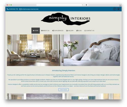 Free WordPress Opening Hours plugin - interiordesignersglasgow.com