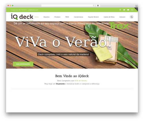 Free WordPress WooCommerce plugin - iqdeck.pt