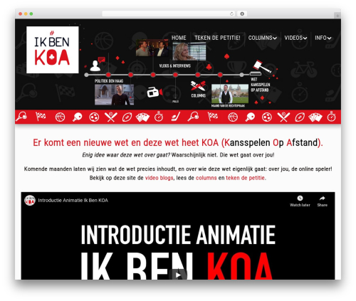 DynamiX | Shared by themes24x7.com WP theme - ikbenkoa.nl