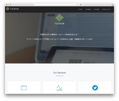Free WordPress googleCards plugin - i-sieve.jp
