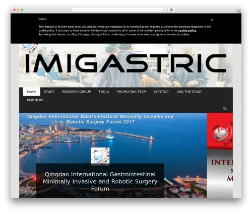 Free WordPress 3D Tag Cloud plugin - imigastric.com