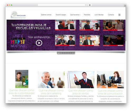 Satellite7 theme WordPress - innomark.mx