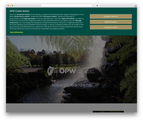 Free WordPress All-in-One Event Calendar plugin - iveaghgardens.ie