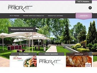 Petit Priorat best WordPress theme