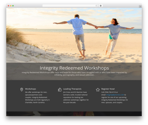 WordPress monarch plugin - integrityredeemed.com
