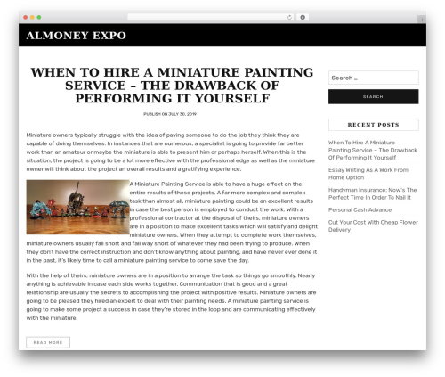 Theme WordPress Eyepress - almoneyexpo.com