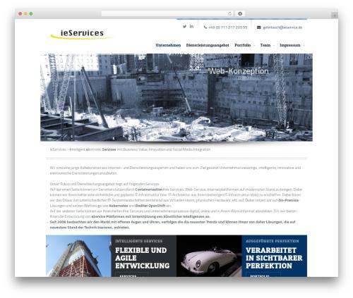 Free WordPress JQuery Slick Menu Widget plugin - ieservices.de