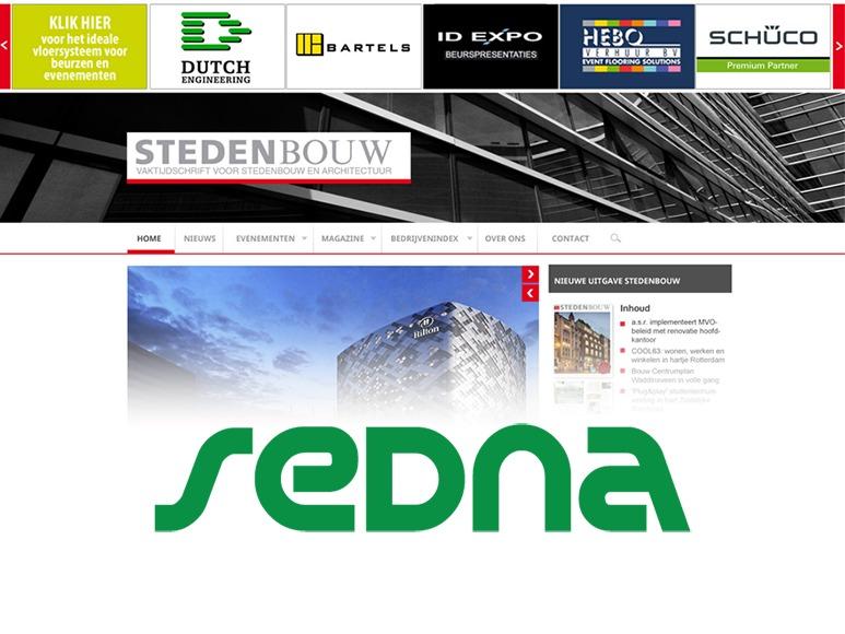 Sedna Magazine Child WordPress magazine theme