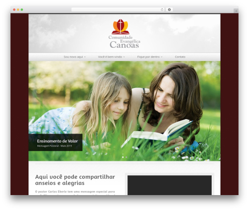 WordPress wp-uber-menu plugin - ieclbcanoas.org/site