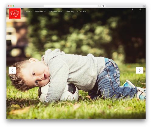 WP Omnia top WordPress theme - ilsevosfotografie.nl