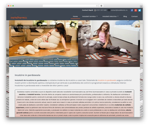 Envision WP template - instaltermic.ro