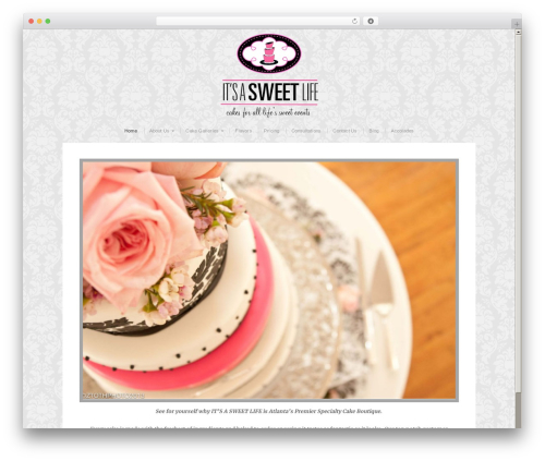 Free WordPress Image in Widget plugin - itsasweetlifebakery.com