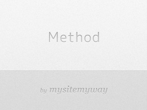WP template Method