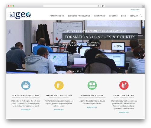 WordPress vibe-course-module plugin - idgeo.fr