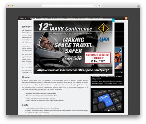 Yamidoo PRO Magazine WordPress magazine theme - iaass.space-safety.org