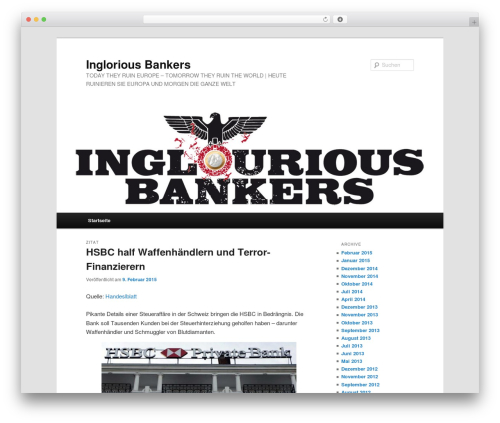 Free WordPress vooPlayer v4 plugin - ingloriousbankers.com