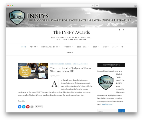 Edge WordPress theme free download - inspys.com
