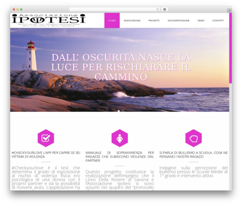 WordPress template Advertica - ipotesi.org