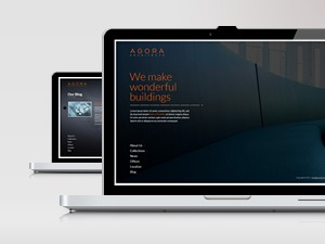 Agora best portfolio WordPress theme