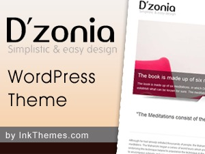 Best WordPress theme Dzonia Theme Pro