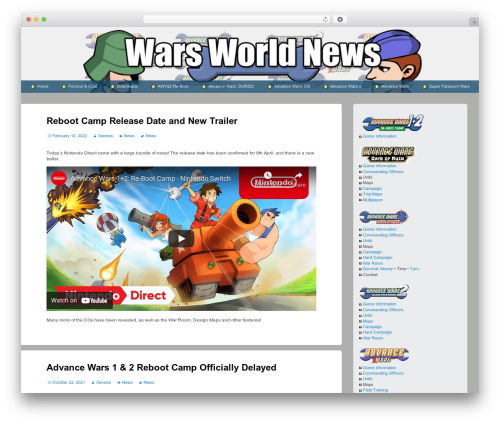 Free WordPress IMG Mouseover plugin - warsworldnews.com