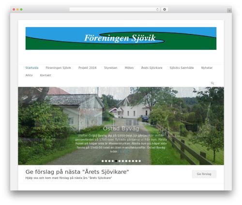 Free WordPress YouTube plugin - wp.foreningensjovik.se