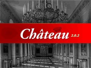 Chateau WordPress theme design