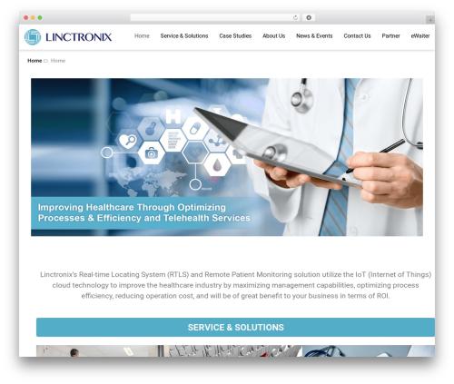 WordPress dnd-shortcodes plugin - web.linctronix.com