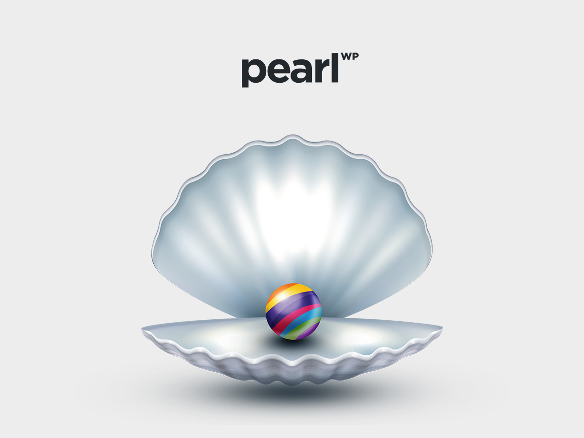 Pearl WP template