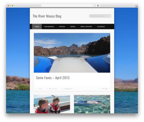 Pinboard WordPress blog theme - whtbrd.com