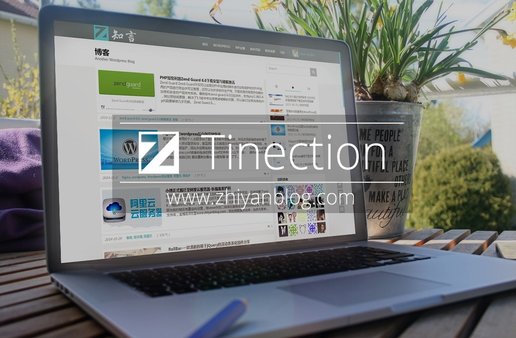 Tincetion theme WordPress