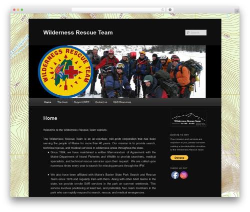Free WordPress Subscription Options plugin - wildernessrescue.org