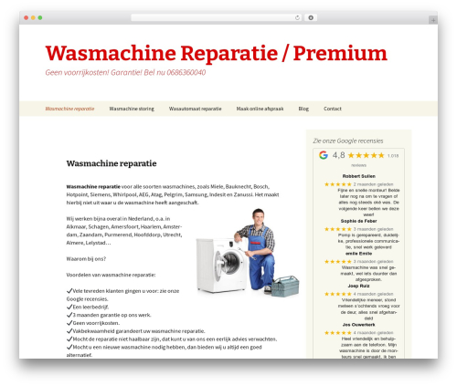Twenty Thirteen WordPress free download - wasmachine-reparatie.net