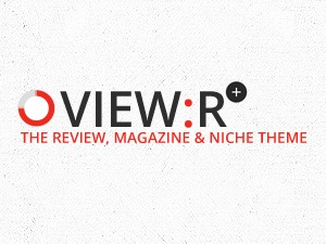 View:R WordPress theme