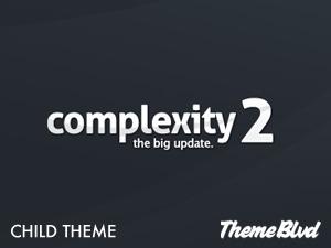 WP template Complexity Child Theme