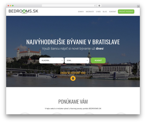 Zerif Lite WordPress template free download - wp.bedrooms.sk