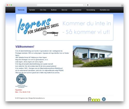 Free WordPress FancyBox plugin - isgrens.se