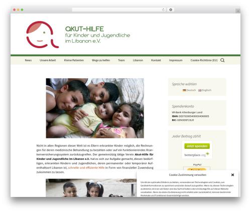 Free WordPress WP Mailto Links – Manage Email Links plugin - akuthilfe-kinder-libanon.de/wp