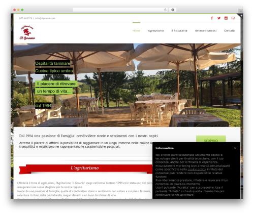 Free WordPress Spider FAQ plugin - ilgeranio.com