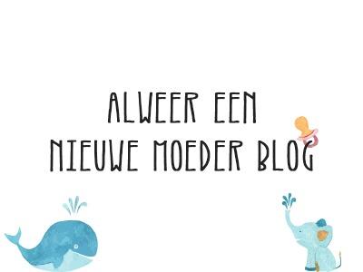 Alweer een nieuwe moeder blog WordPress blog template