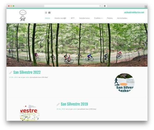 Customizr WordPress free download - aezkoakirolelkartea.com