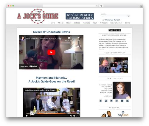 WordPress gallery-video plugin - ajocksguide.com