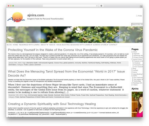 Free WordPress My Quicktags plugin - ajnira.com