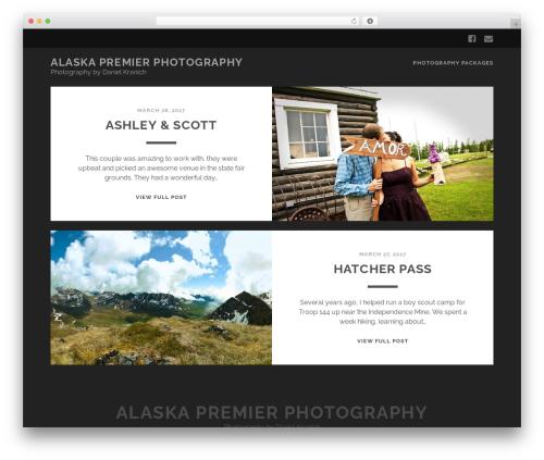 WordPress wprocketlayerslider plugin - akpremierphoto.com