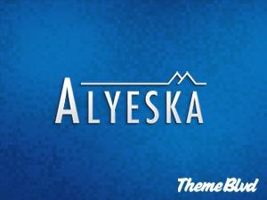 Alyeska WordPress template for business