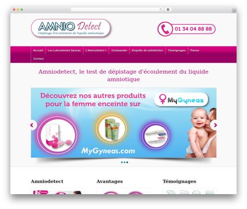 Free WordPress FancyBox plugin - amniodetect.com