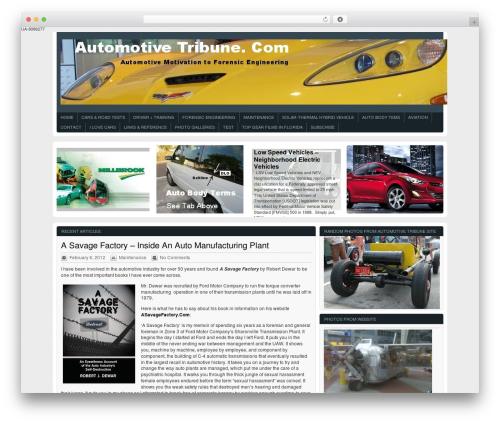 Free WordPress Smart YouTube PRO plugin - automotivetribune.com