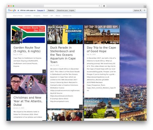 WordPress amazon-affiliate-link-localizer plugin - alanandmetok.com